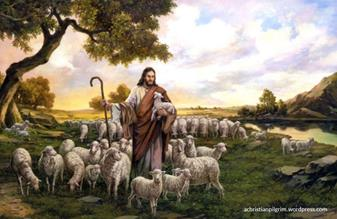 Good Shepherd Sunday Greetings from our Pastor