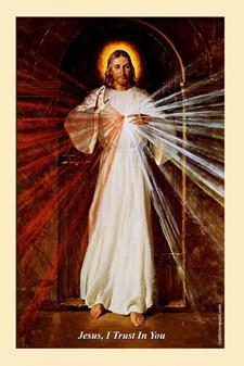 Divine Mercy Sunday Greetings from our Pastor